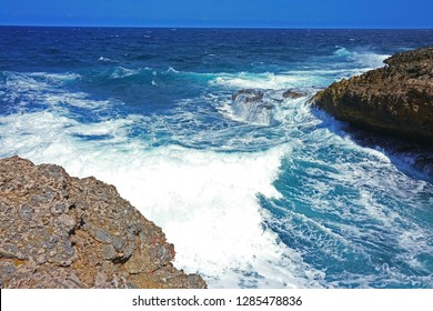 North Shore Curacao Rugged Shore