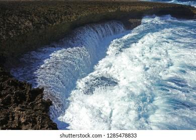 North Shore Curacao Shore Waves