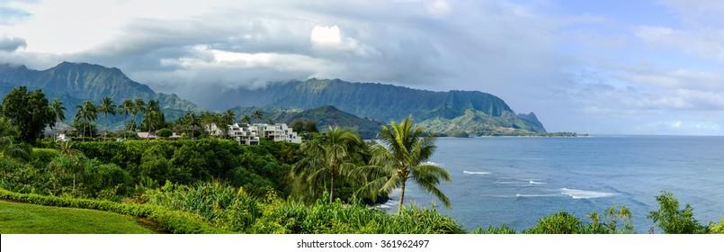 north shore kauai images stock photos vectors shutterstock rh shutterstock com