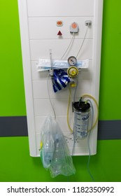 North Staffs Hospital - Stoke on Trent - Staffordshire - 17th September 2018 - The CAU, Children's assessment unit at the NHS Hospital of North Staffordshire