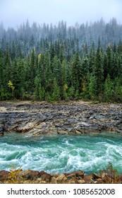 North Thompson River, BC, Canada
