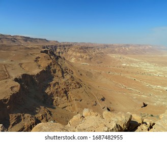 North view from Masada Mount