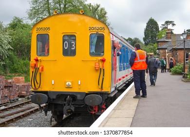 Imágenes, fotos de stock y vectores sobre Uk Rail Staff