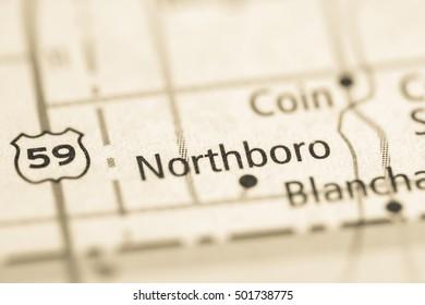Northboro. Iowa. USA.