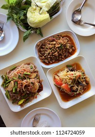 Northeast food, Thai cuisine