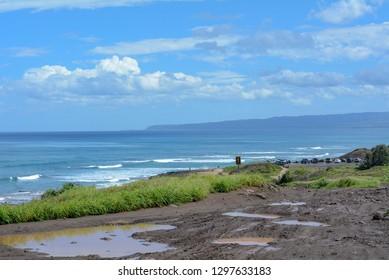 Northeast Shore of Oahu