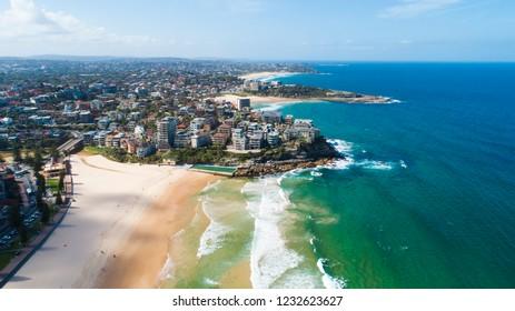 Northern Beaches Sydney Aerial