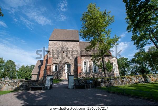 Northern Europe Sweden Uppsala town