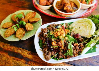 Northern food of Thailand