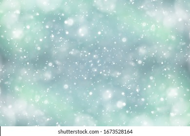 northern lights snow background sky