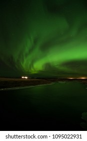 the Northern lights are spectacular