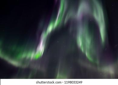 Northern like in Oulu, Finland