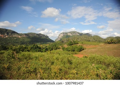 Northern region of Cuba, Vinales and Mogotes mountains