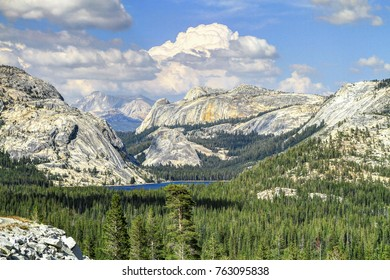 Northern section of Yosemite National Park, California