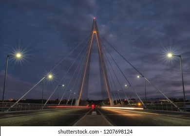 The Northern Spire Bridge is a bridge over the River Wear in Sunderland, Tyne & Wear.