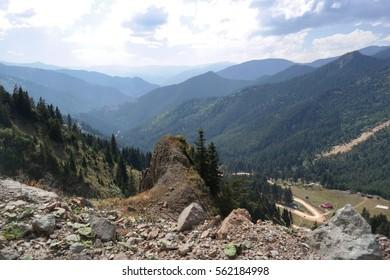 Northern Turkey Trabzon Highland Platoeu Nature Country Life