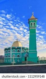 The northernmost mosque in the world Nurd Kamal