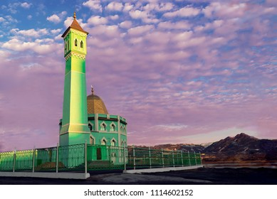 The northernmost mosque in the world Nurd Kamal in Norilsk