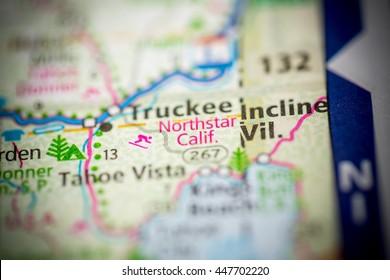 Northstar California. California. USA