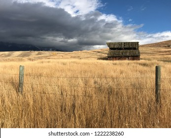Northwest Montana Barn
