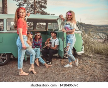 Norway is a buskerud state Drammen  by 01.06. 2019 workshop in retro style  to show the life of people in the seventies, retro cars, retro clothes, hippi, by my Anna Novalova