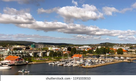 Norway city Kristiansand