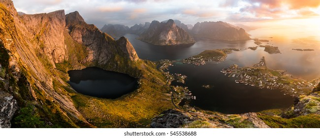 Norway. Dawn, early morning