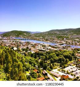 Norway - Drammen (summer)