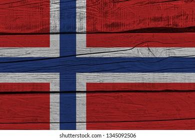 Sandefjord City Norway Flag Tie Clip