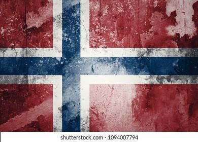 Norway grunge background texture