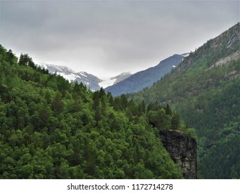 Norway mountains nature