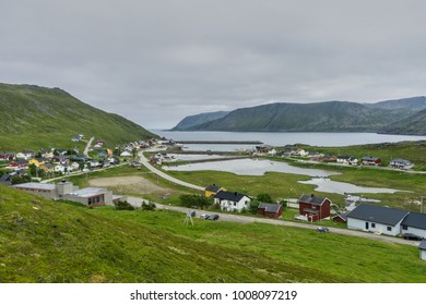 Norway, Nordkapp villages