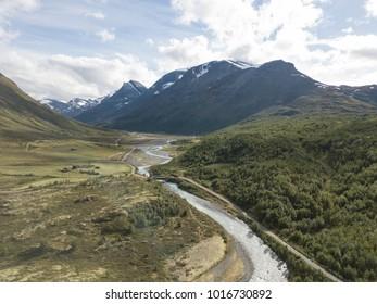 Norway River taken in 2017