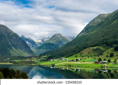 Norway, stunning landscape