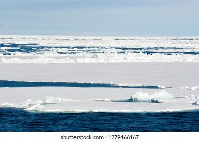 Norway. Svalbard. Hinlopen Strait.