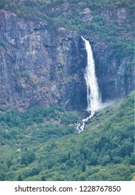 Norway water fall
