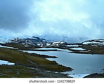 Norway-view on the Jotunheimen