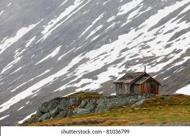 Berghütte in Norwegen, Jotunheimen