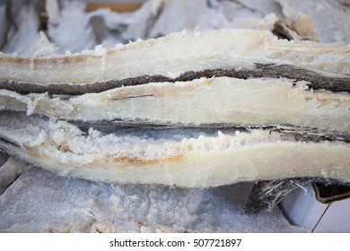 Norwegian codfish Venetian cuisine Italy