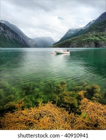 """Norwegian fjord"""