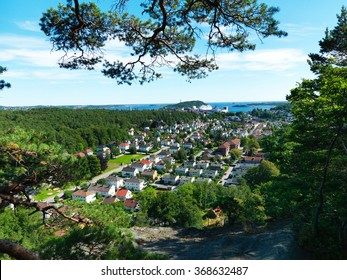 Norweian City, Kristiansand