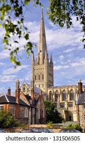 Norwich Cathedral, England