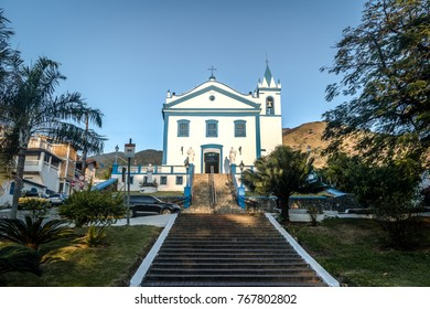 Nossa Senhora Dajuda Church - Ilhabela, Sao Paulo, Brazil
