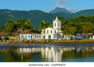 Nossa Senhora das Dores Church is located in Paraty, one of the first cities in Brazil where the portuguese left their finger prints in the archtecture of the city.