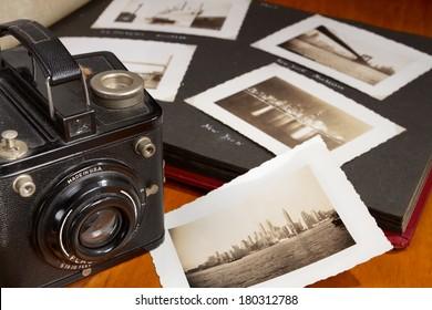 Nostalgic Photo's from New York