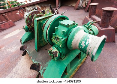 Not be able to operate rotten old diesel engine.