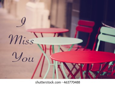 Not Same Without You Message On Stock Photo Edit Now 463770551