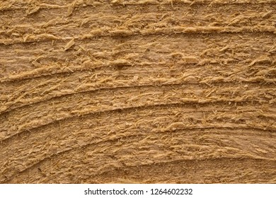 not smooth wooden background bright and covered with thin small slivers close-up natural texture for design woodwork concept