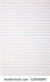Note book paper background