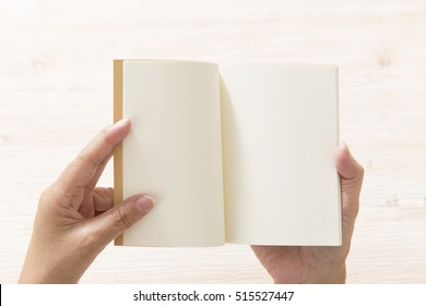 Note, hand, opening